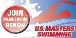 Join or Renew US Masters Swimming