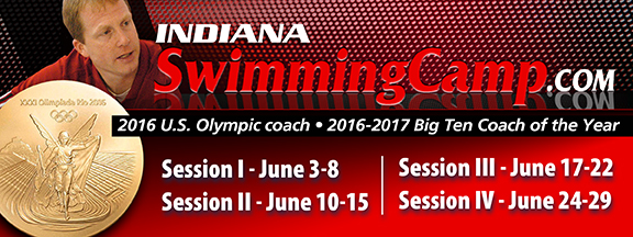 2018 Indiana Swimming Camp Promo
