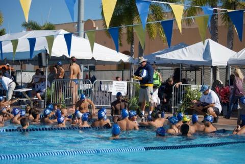 goldfin invitational swim meet definition