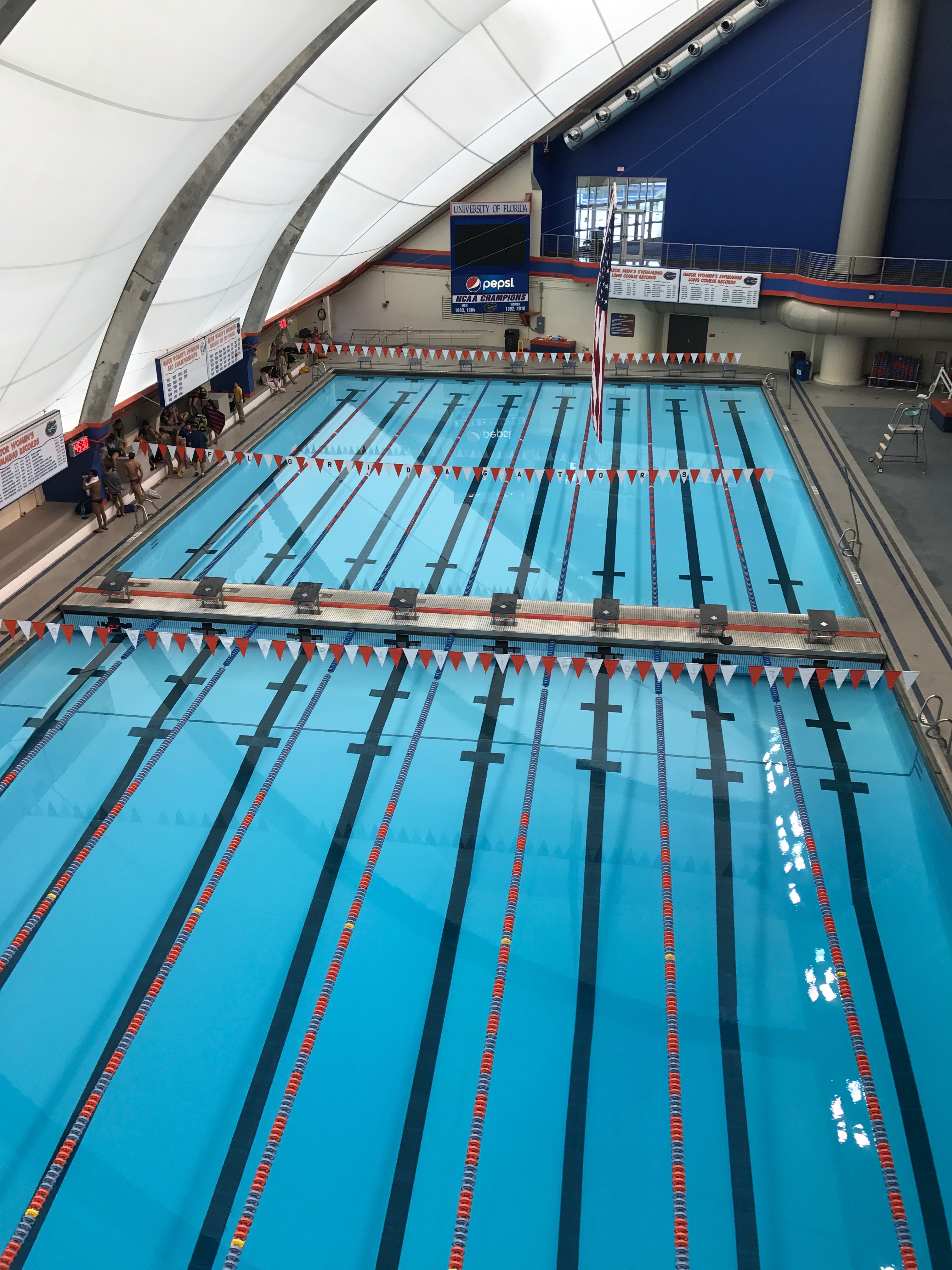 Gator swim club registration and fees for How deep are olympic swimming pools