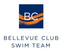 Bellevue Club Swim Team Class Of 2014