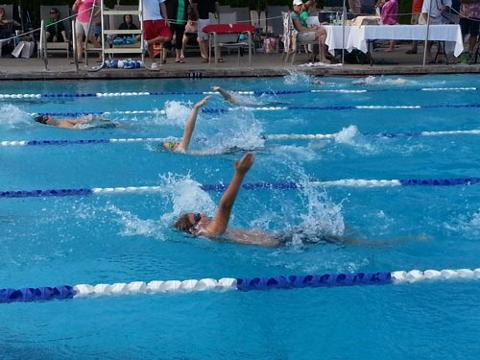My Summer of Water Polo - Brockwell Swimmers