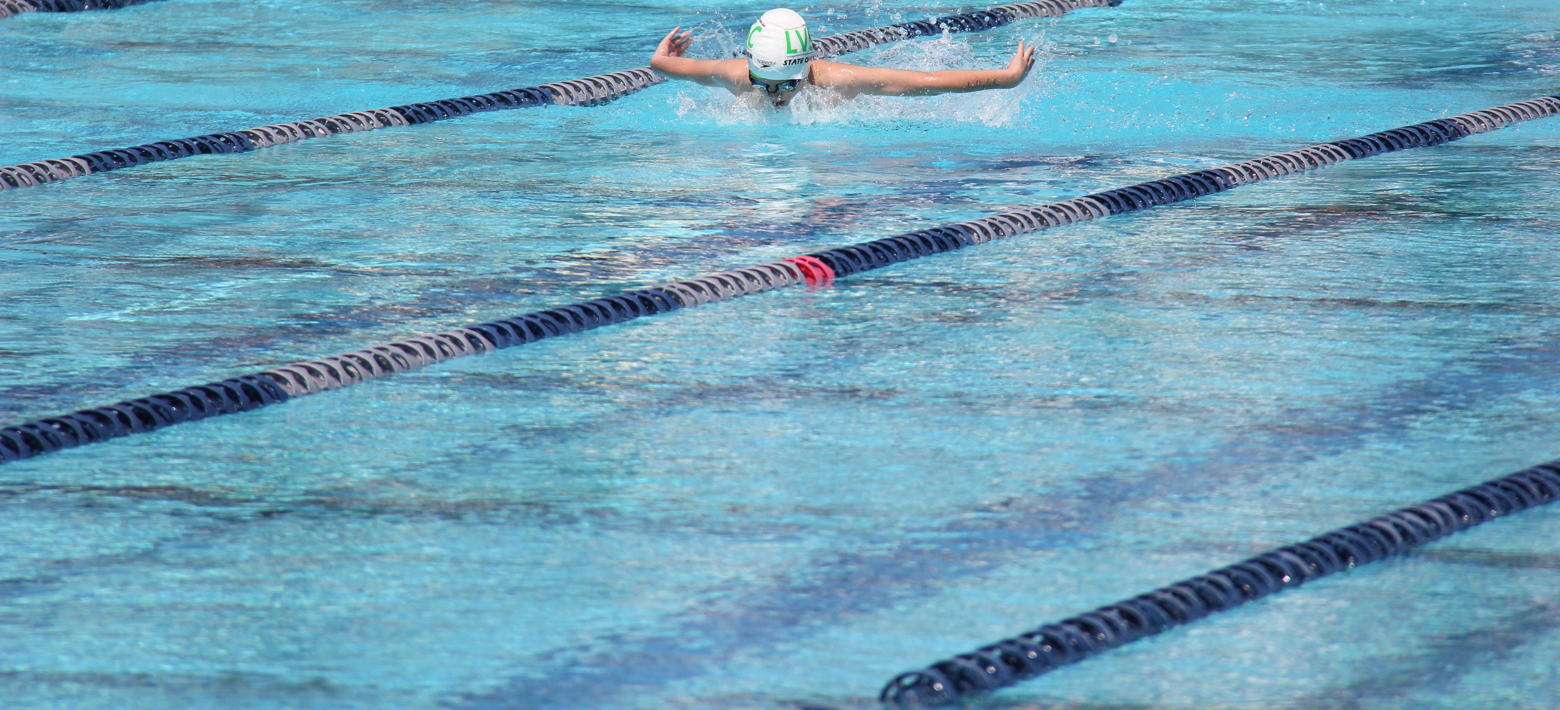 las vegas swim meet