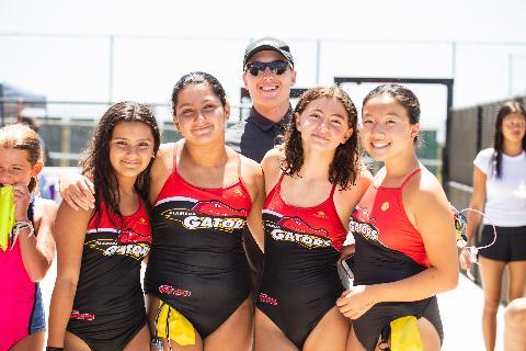 Alameda Gators Swim Team