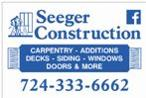 Seeger+Construction