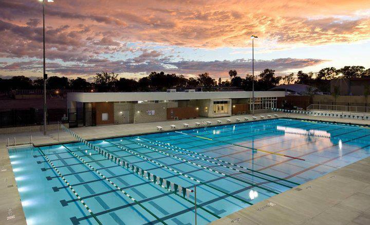 Costa Mesa Aquatics Club Pool Location