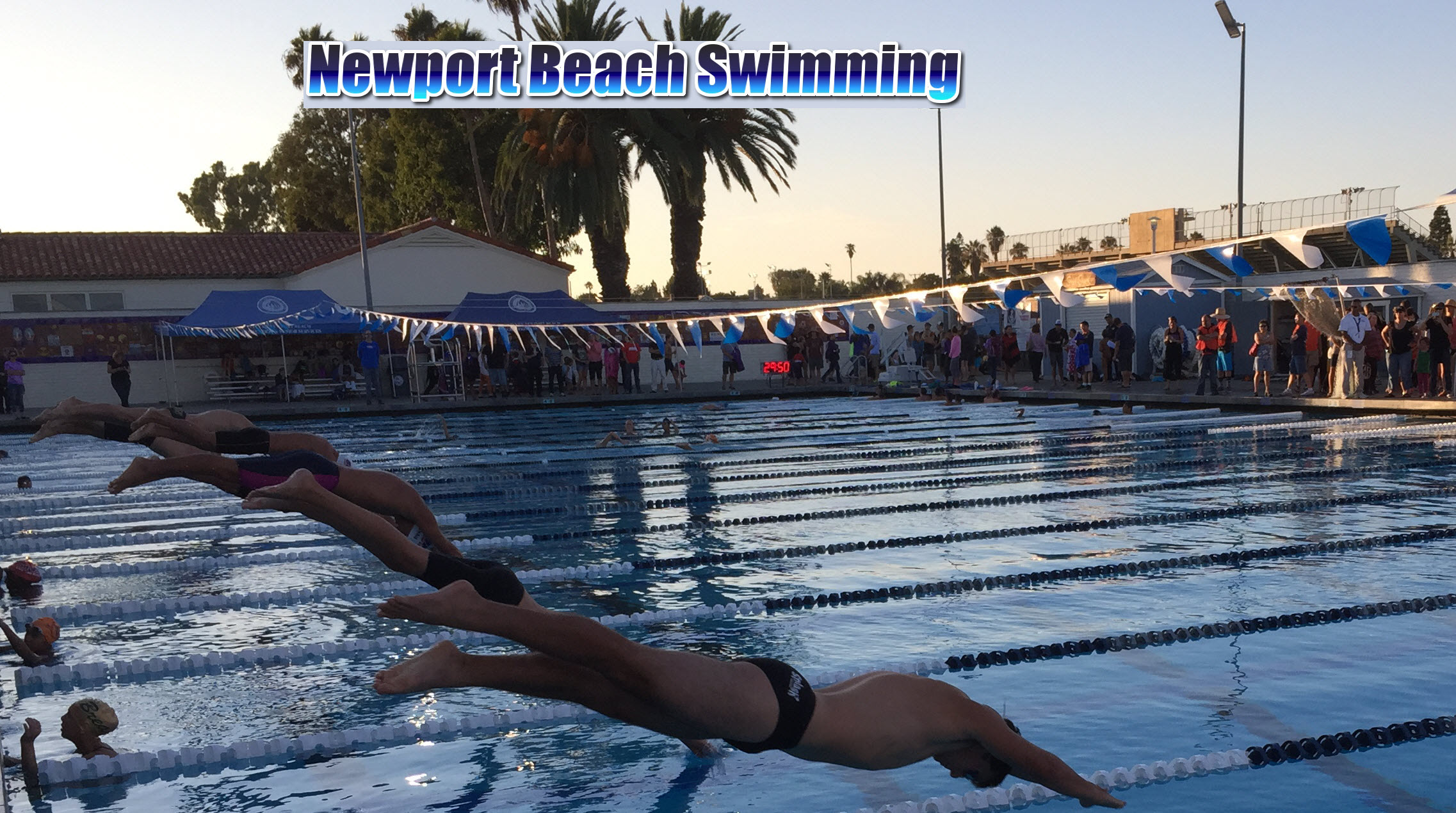 Masters Swim Team Newport Beach
