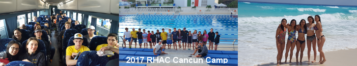 RHAC Cancun Camp 2017