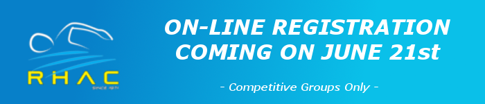 On-Line Registration coming soon