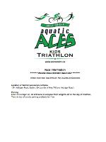 Race Document