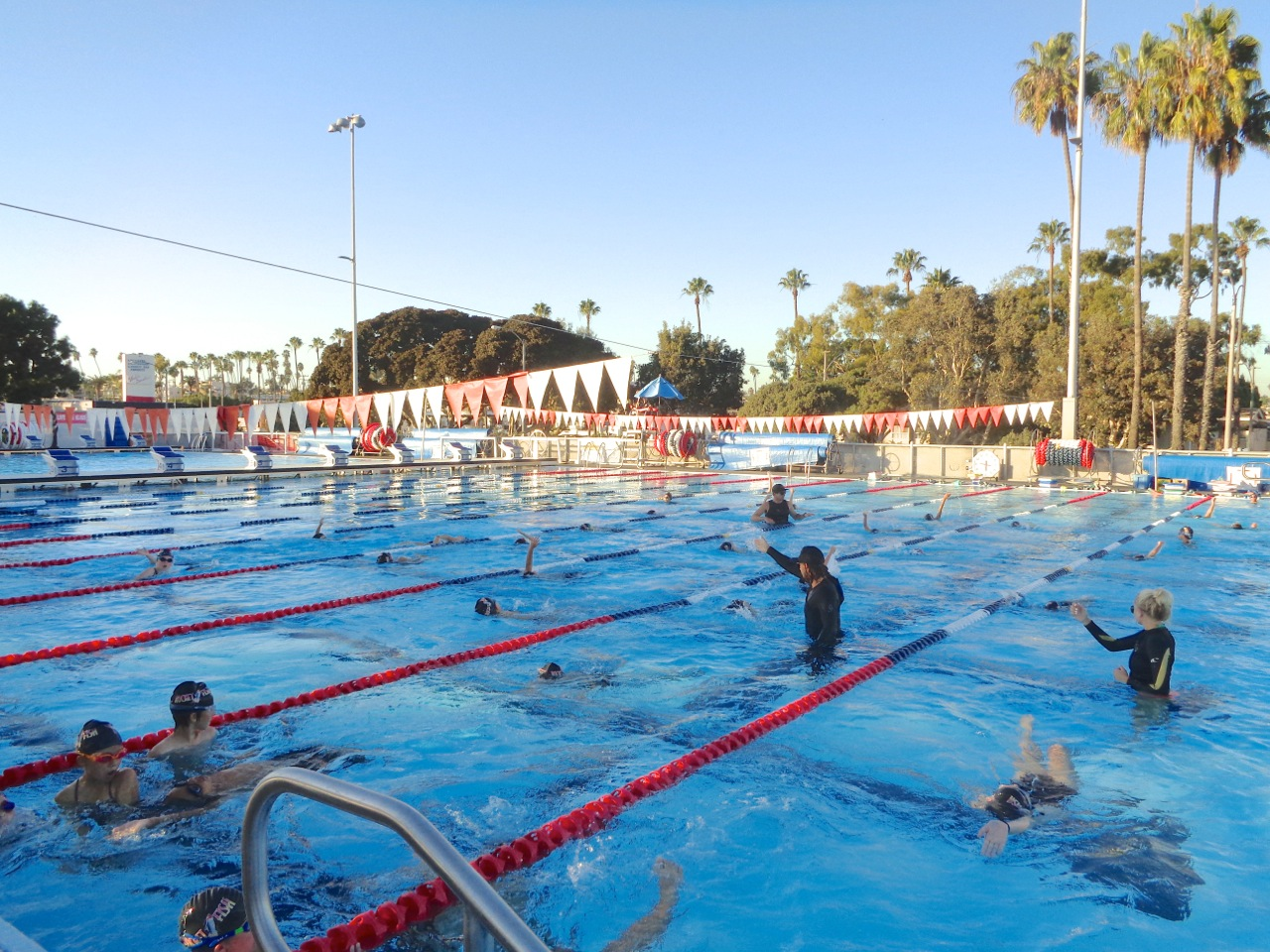 Swim Long Beach Spring Swim
