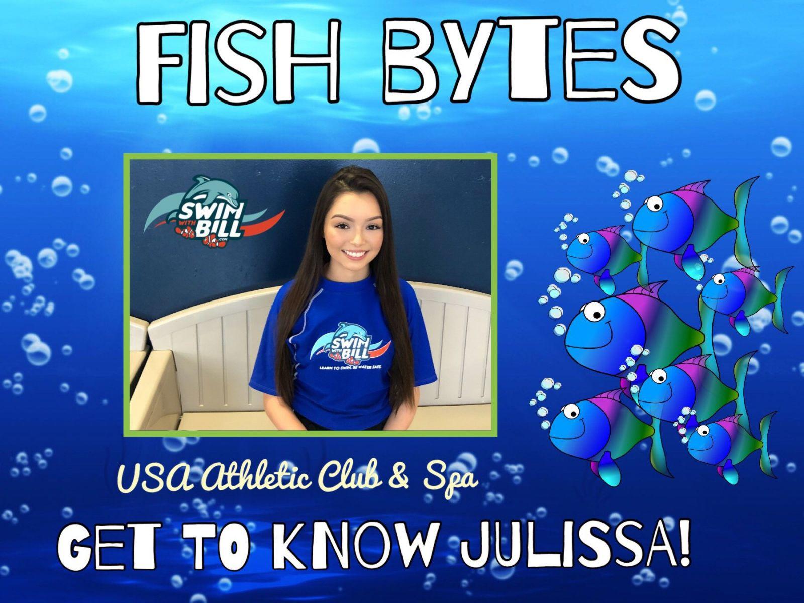 Get to know Julissa!