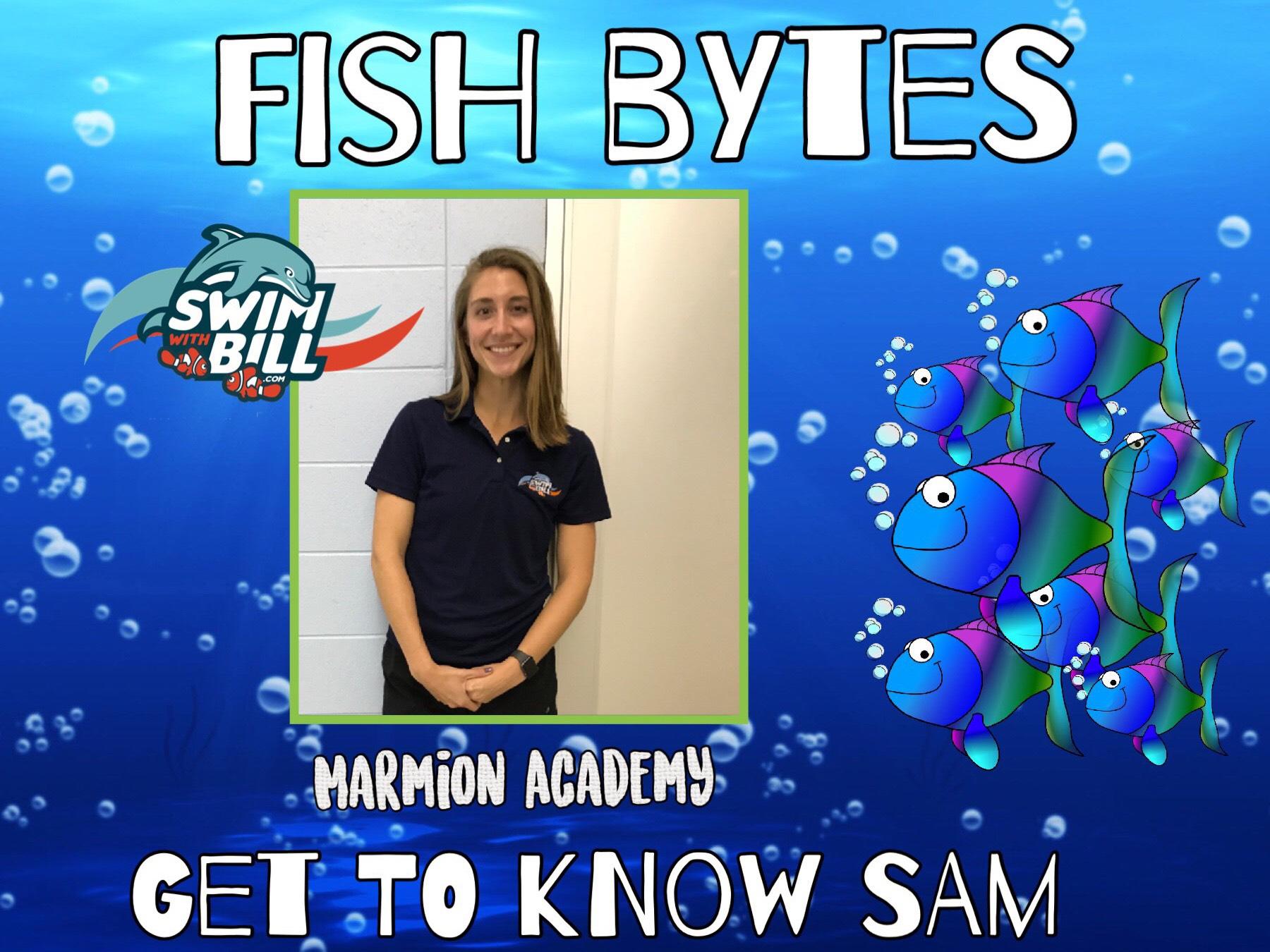 Get to know Sam!