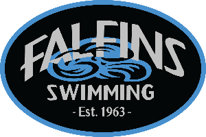 Falfins Swimming
