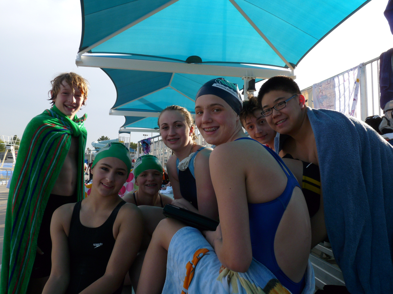 Mission Aurora Colorado Swimming Newsletters