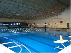 Dayton Raiders Swim Club Pool Locations