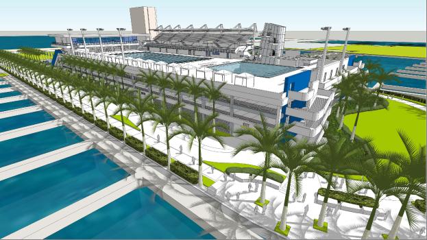 Swim Fort Lauderdale Aquatic Complex