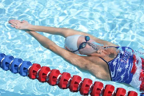 USA swim team in south FL