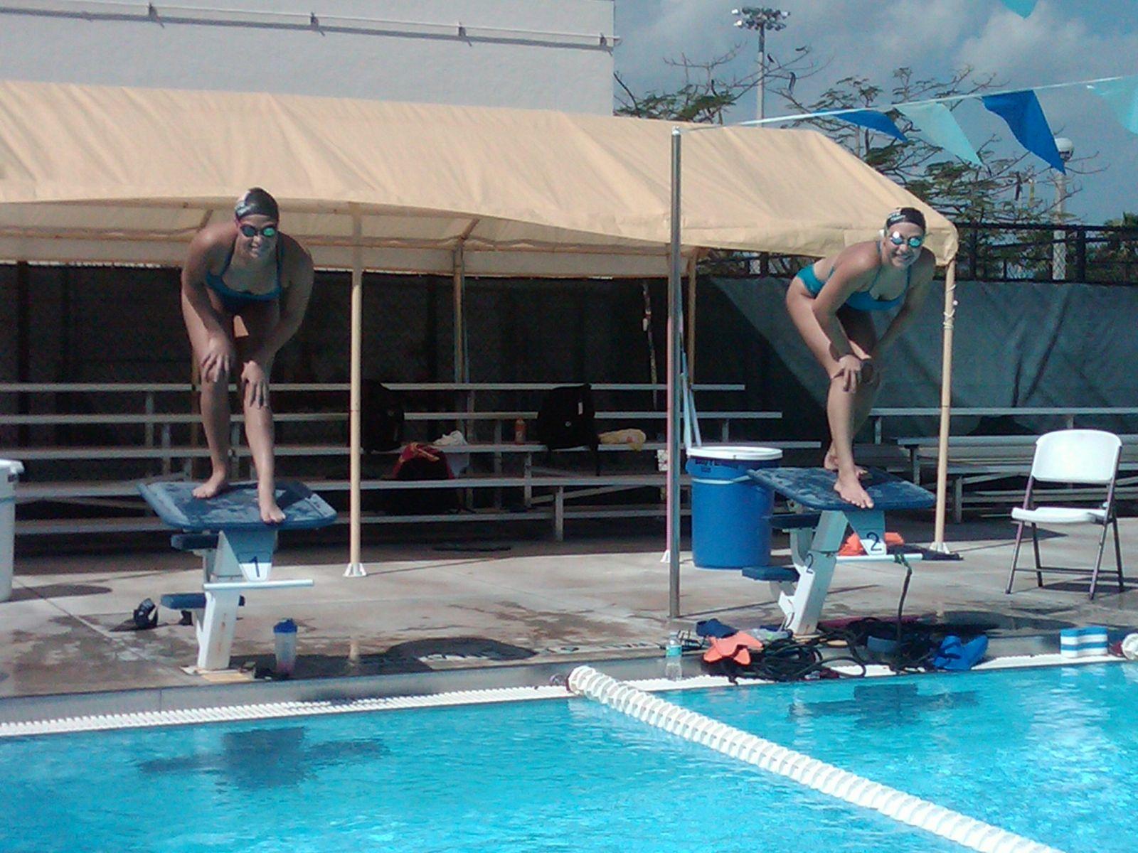swim training in FL