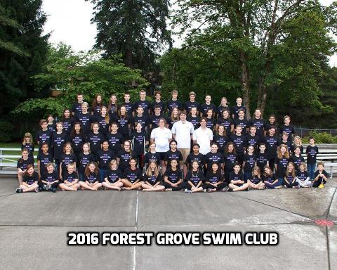 forest grove swim club team photo