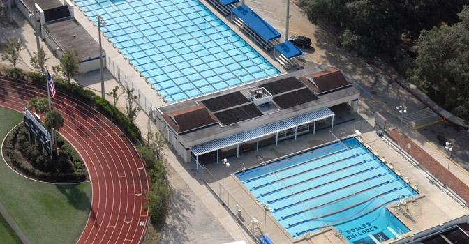 Bolles School Sharks Facilities Location
