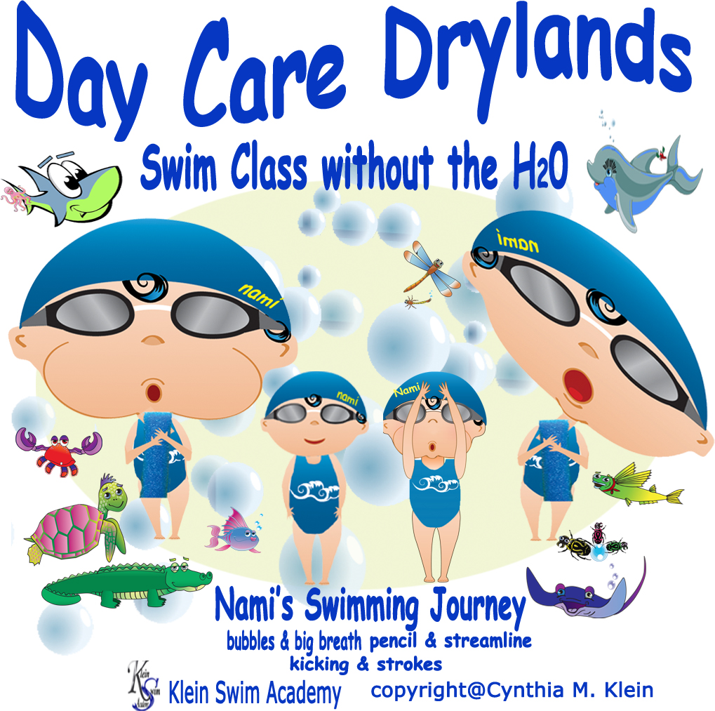 Sue Nami's Swimming Journey - Daycare Driland Swim Class