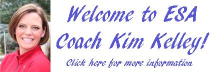 Welcome Coach Kim Kelley