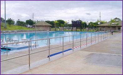 Pearl City Aquatics Facilities