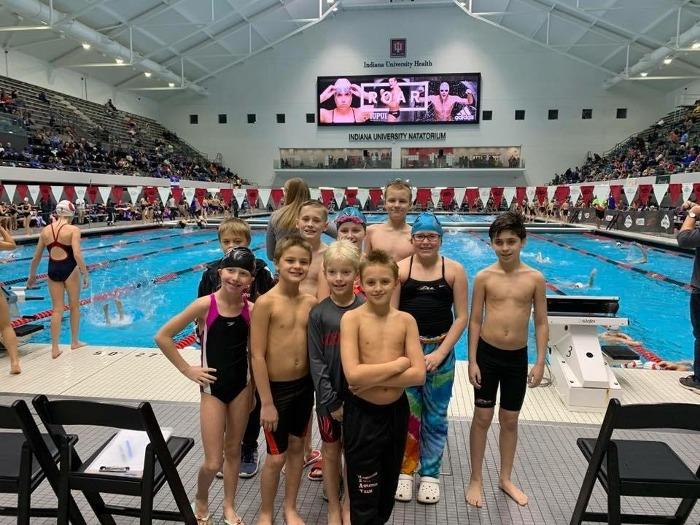 Hendricks Elite Aquatics Team Home