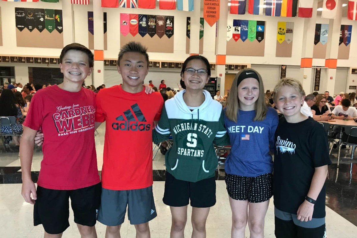 FAST Athletes Represent for Team Indiana at the 2019 Central