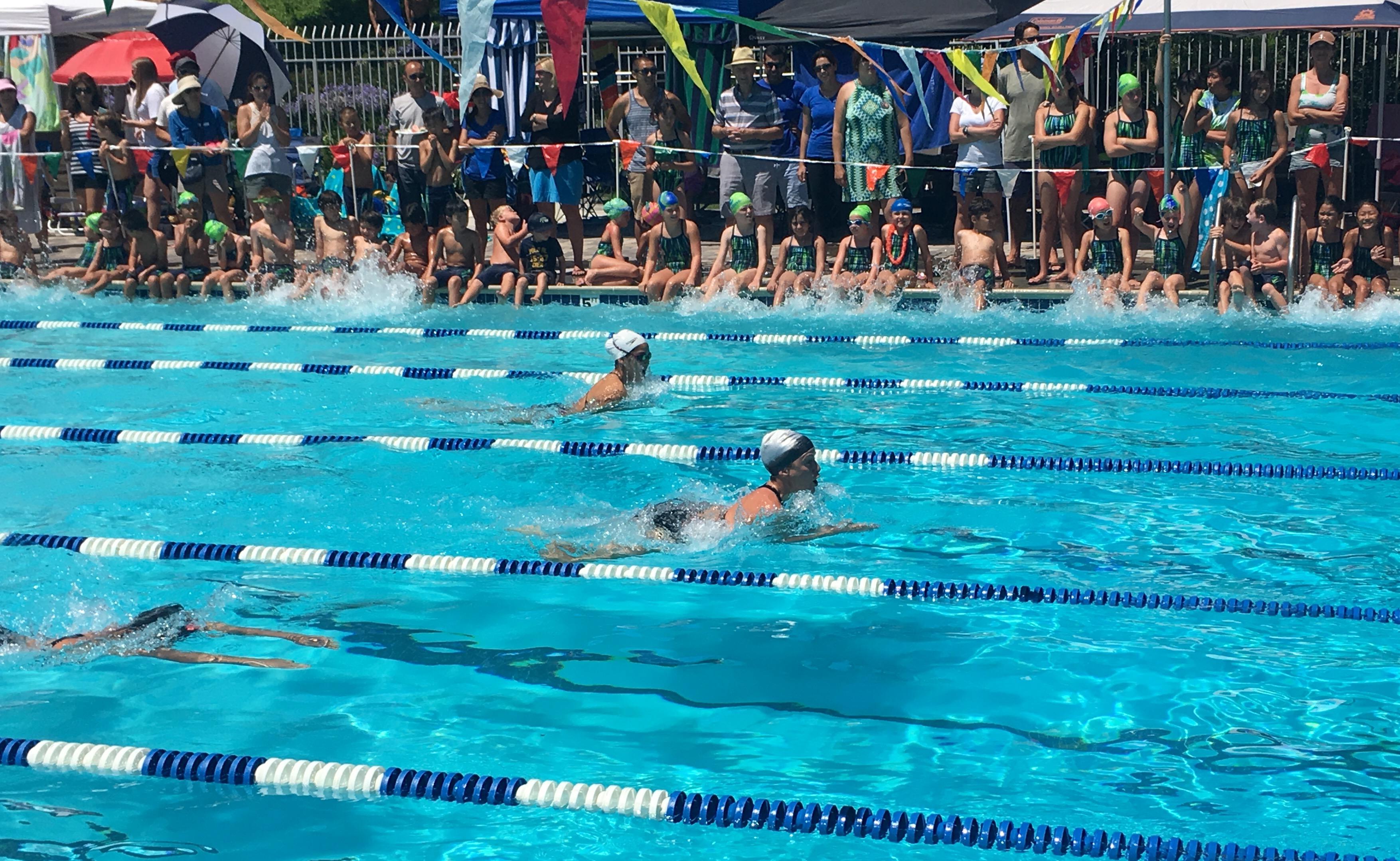 Turtle Rock Tidal Wave Swim Team :