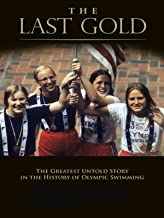 the last gold dvd jewel box picture; swim team grouped around American flag