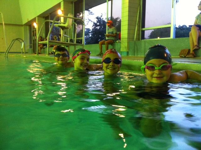 South Louisiana Swim Team Pool Locations
