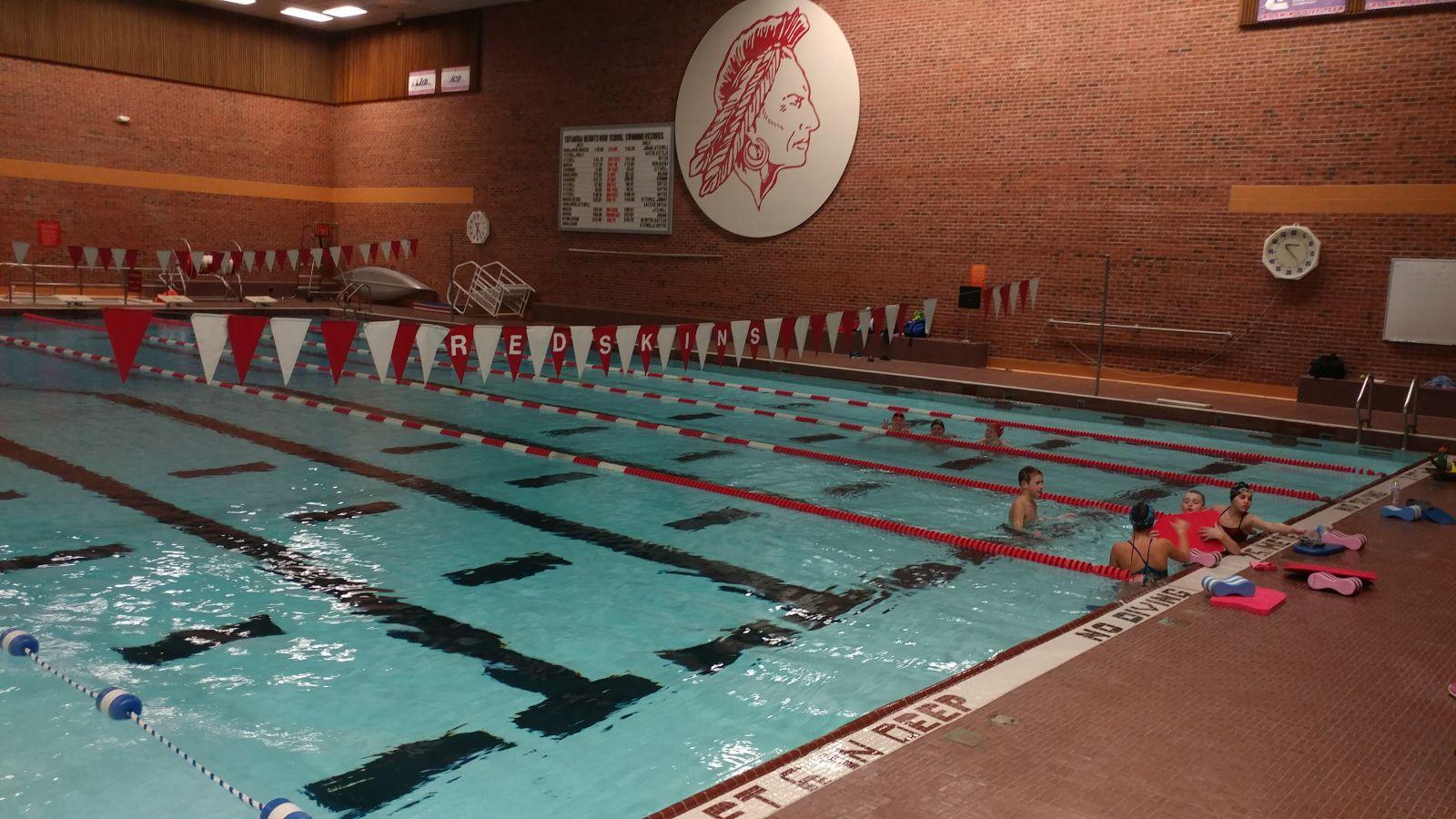 Cuyahoga Heights Pool