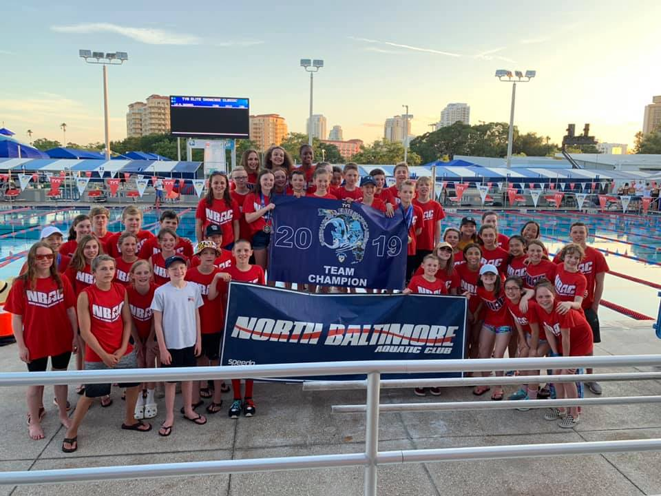 2019 TYR Elite Classic Team Picture