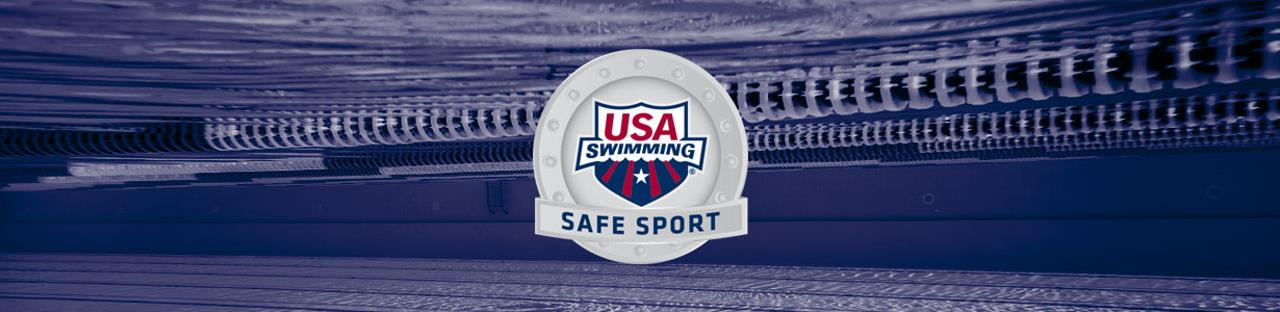 Click for USA Swimming's Safe Sport Page