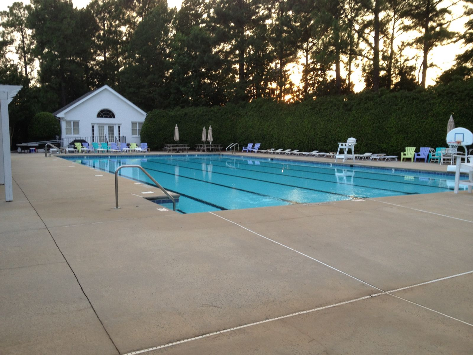 New South Swimming Pool Locations