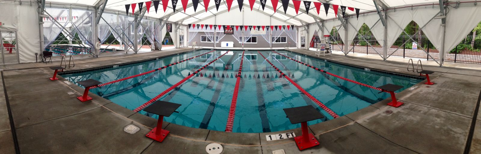 Raleigh Swimming Association Pool Locations