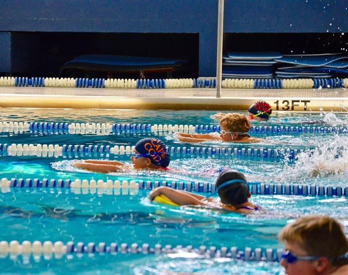 Cape Cod Swim Club Home