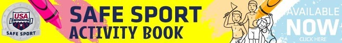 Safe Sport Activity book - Available Now