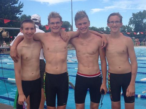 Rocket Swim Club