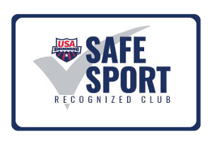 Safe Sport Recognized Club Badge