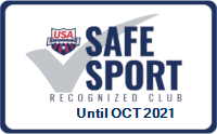 Safe Sport Recognized Club