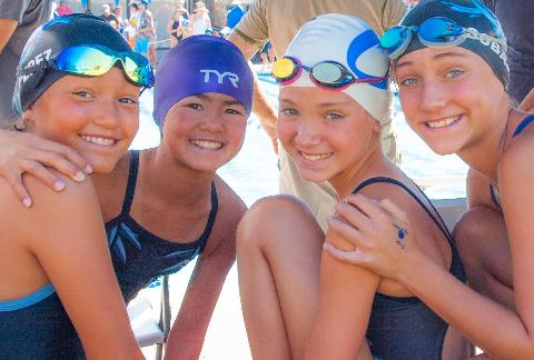 Dana Hills Swim Team :