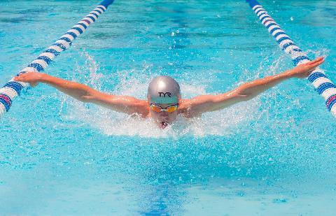 Dana Hills Swim Team :