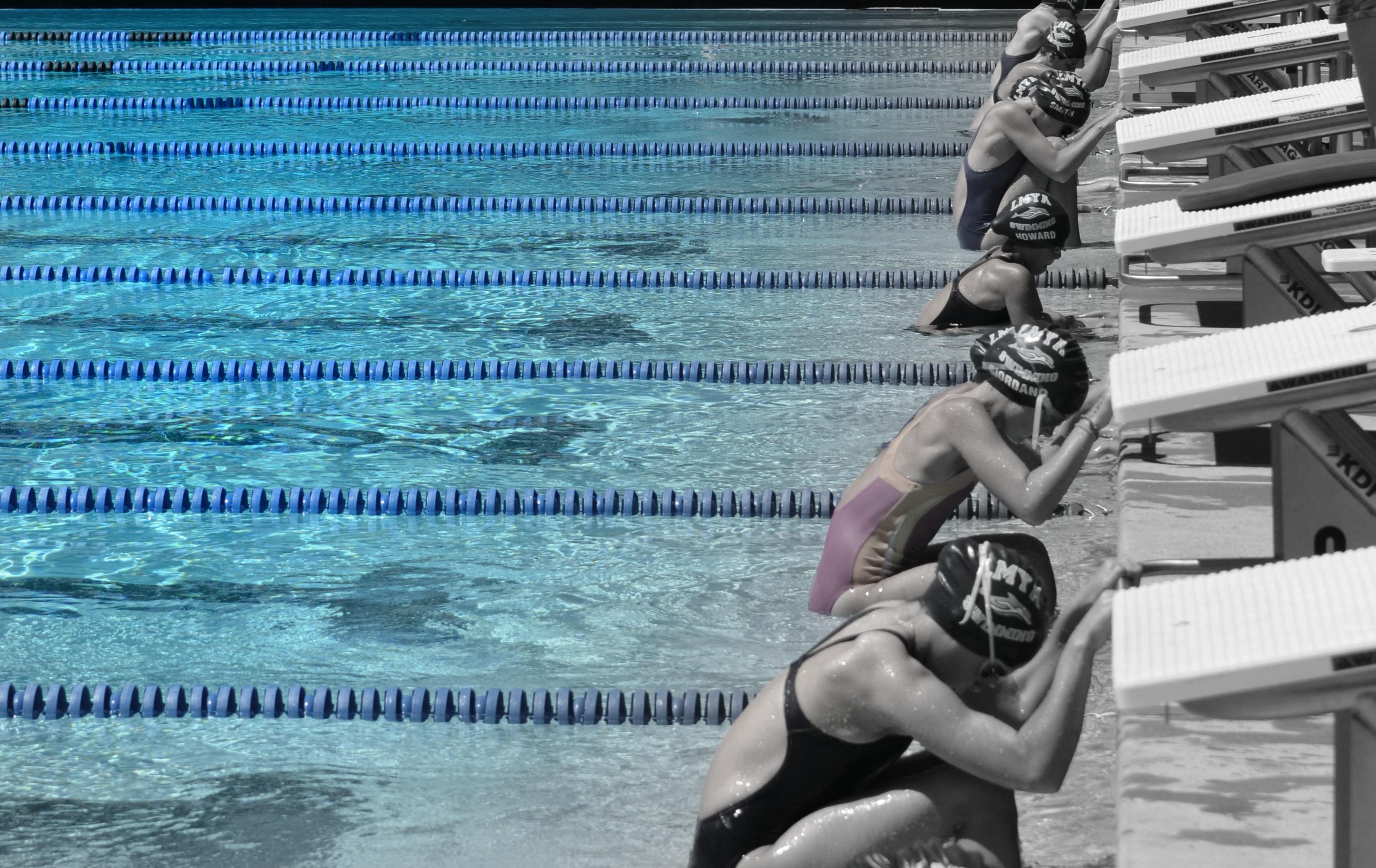 Lmya Dolphins Swim Team Event