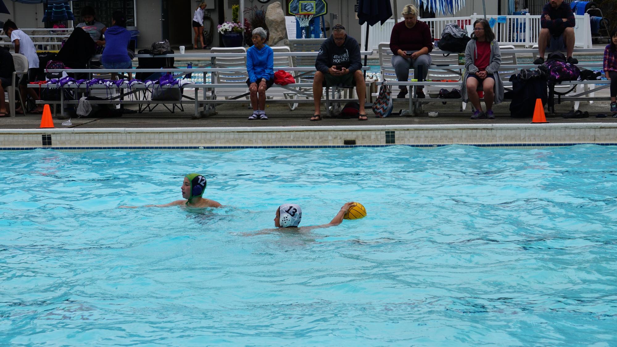 Norwood Swim Club - Water Polo