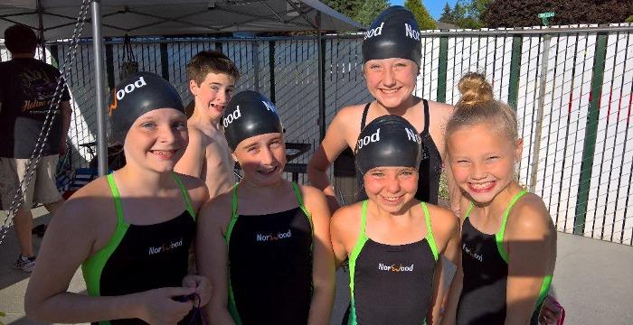 Norwood Swim Club - Team Info