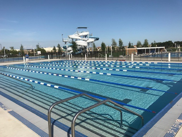 Elk Grove Aquatics Center