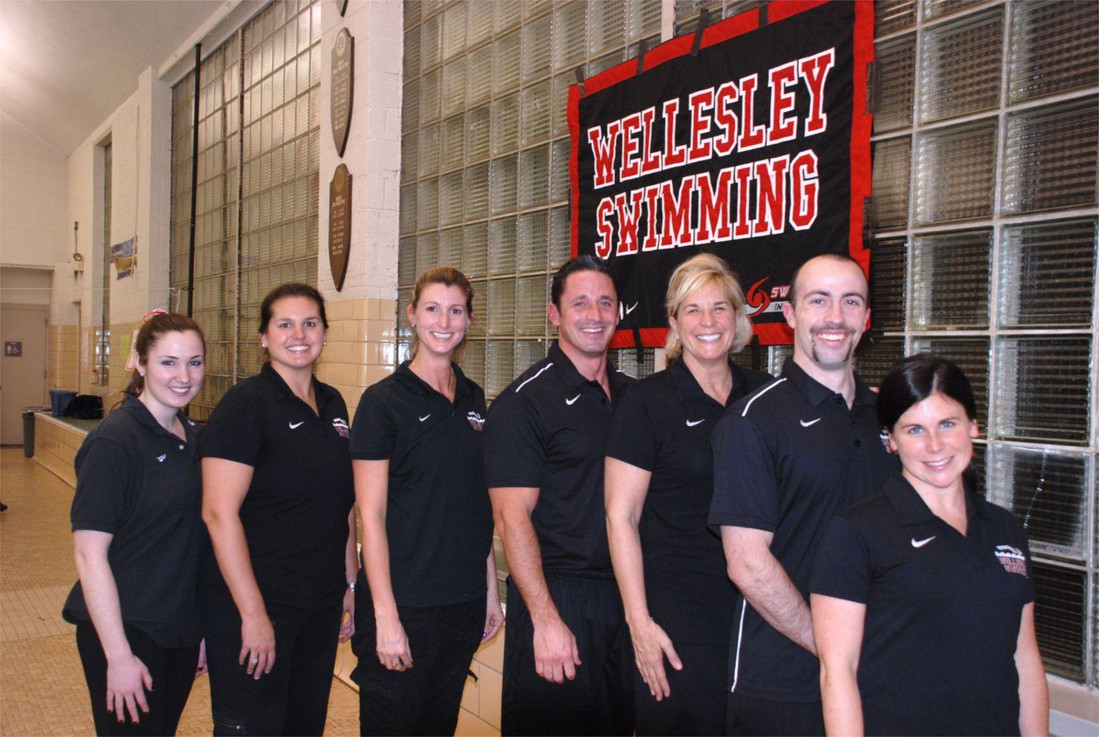 Wellesley Swimming Association Coaches Directors